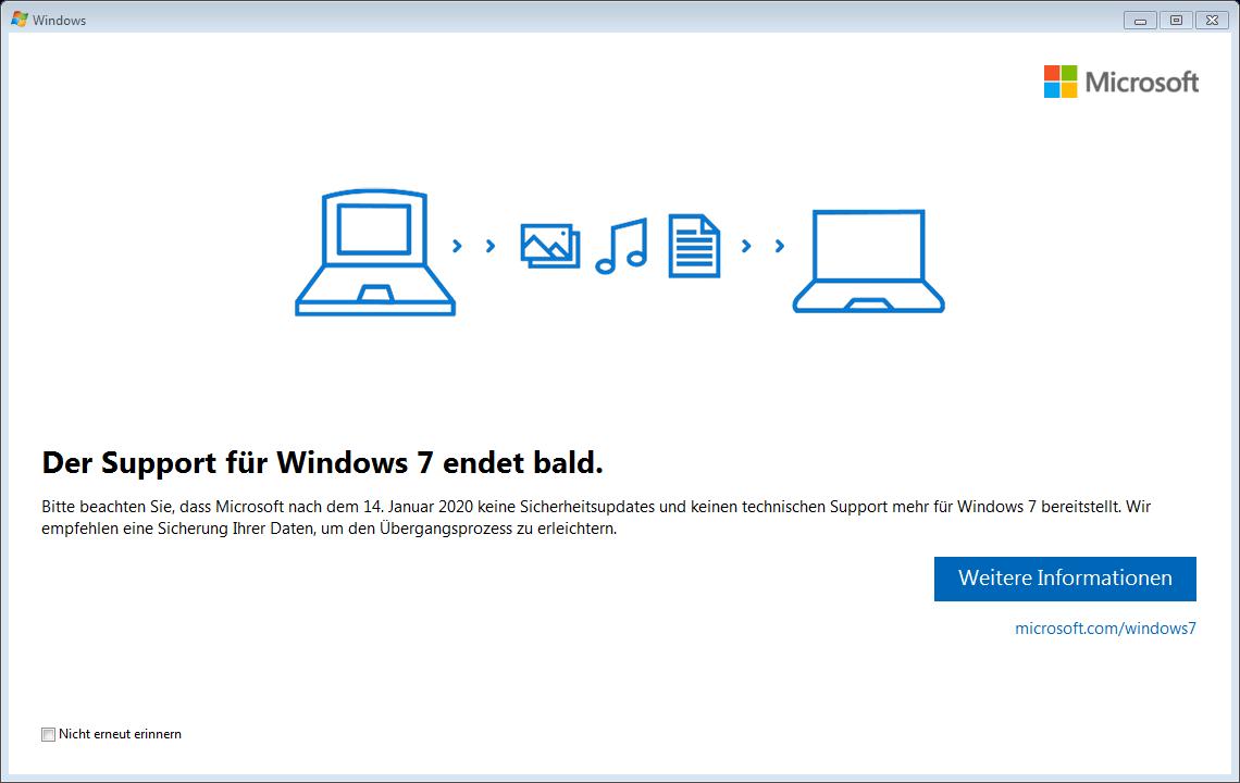 Windows 7 Nach 2021 Weiter Nutzen